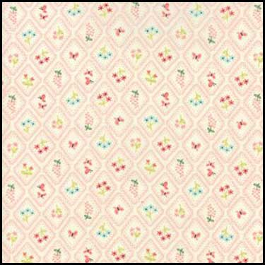Home Sweet By Stacy Iest Hsu For Moda Cameo Wallpaper Cream Pink